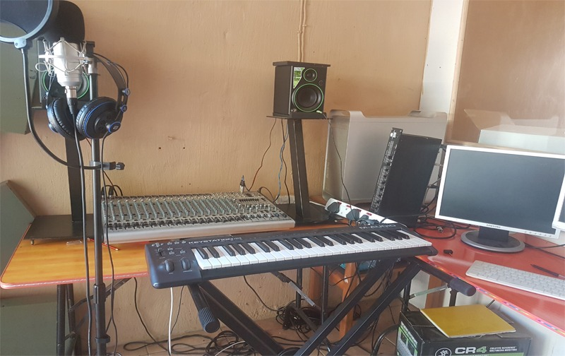 Our Specialized Studio For Sound Recording, Mixing, And Audio Production